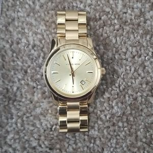 Michael Kors Runaway Stainless Steel Watch MK5160